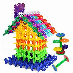 ストレス解消 DIYキット ブロックおもちゃ 3Dパズル 知育玩具 科学&観察おもちゃ ジグソーパズル 大人も遊べるおもちゃ 旅行用おもちゃ 論理的思考おもちゃ&パズル ギフトのため ブロックおもちゃ サーキュラー アーキテクチャ2~4歳 6歳の上 5~7歳 8~13歳
