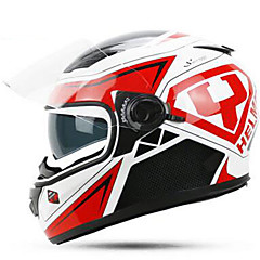 풀 페이스 폼 피트 콤팩트 통풍 최고의 품질 스포츠 오토바이 헬멧