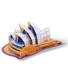 3D - Puzzle Holzpuzzle Spielzeuge Berühmte Gebäude Architektur 3D keine Angaben Stücke