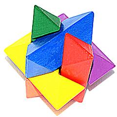 Bausteine Knifflige Puzzle Zum Stress-Abbau Spielzeuge Neuheit Achteck Stress und Angst Relief Unisex Stücke