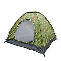 billige Telt og ly-3-4 personer Telt camping Tent Brette Telt Hold Varm til Camping & Fjellvandring Andre Material CM