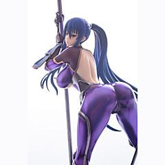 Anime Action-Figuren Inspiriert von Taimanin Asagi Rinko Akiyama PVC 26 CM Modell Spielzeug Puppe Spielzeug