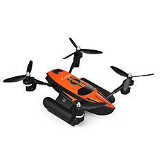 billige Fjernstyrte quadcoptere og multirotorer-RC Drone WL Toys Q353 4 Kanaler 6 Akse 2.4G Fjernstyrt quadkopter LED Lys / En Tast For Retur / Auto-Takeoff Fjernstyrt Quadkopter /