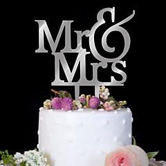 Taarttoppers Hoge kwaliteit Verjaardag Feest/Avond Verjaardag Bruiloft Pvc-Bag