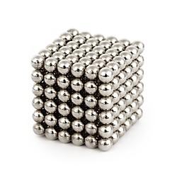Kit Faça Você Mesmo Brinquedos Magnéticos Ímã de Terras Raras Super Forte Blocos magnéticos Bolas magnéticas Alivia Estresse 10 Peças 10mm