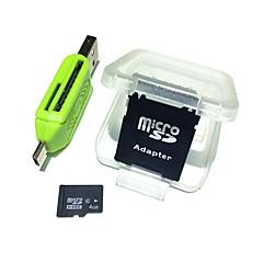 baratos Cartões de Memória-Ants 4GB TF cartão Micro SD cartão de memória Class6 AntW2-4