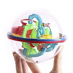 Míčky Magic Ball Vzdělávací hračka Bludiště a puzzle Kouzlení Bludiště Hračky Kulatý 3D Chlapci Dívčí 1 Pieces