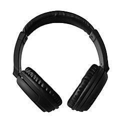 kst-900ヘッドバンドワイヤレスヘッドフォンハイブリッドプラスチック携帯電話イヤホン音量コントロールヘッドセットによるノイズアイソレーション