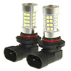 abordables -SENCART 2pcs 9006 D2S / C Automatique Ampoules électriques 36W W SMD 3030 1500-1800lm lm Ampoules LED Feu Antibrouillard