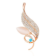 Dame Brocher Krystal Personaliseret Krystal Smykker Smykker Til Bryllup Fest