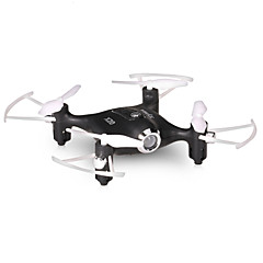 RC Drone SYMA X20 4.0 6 AS 2.4G - RC quadcopter Terugkeer Via 1 Toets Headless-modus LED RC Quadcopter 1 x Gebruikershandleiding 1 x