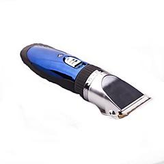 billige Barbering og hårfjerning-Hair Trimmers Damer og Herrer 220V-240V Lav vibrasjon Multifunktion Slim design Håndholdt design Lav lyd Lettvekt Vaskbar Avtagbar