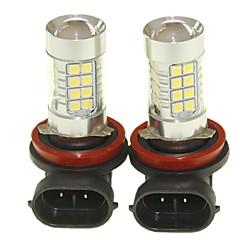billige Tåkelys til bil-SENCART 2pcs PGJ19-1 Bil Elpærer 36W SMD 3030 1500-1800lm LED Light Bulbs Tåkelys