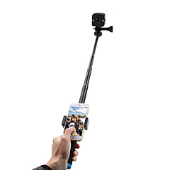 Telescopic Pole Outdoor Multi-function Non-Slip Wear-Resistant Scratch Resistant Scratch-resistant IP65 Waterproof For Action Camera