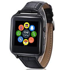 tanie Inteligentne zegarki-X7 Inteligentne Bransoletka Android iOS Bluetooth Sport Ekran dotykowy Spalonych kalorii Długi czas czuwania Odbieranie bez użycia rąk Krokomierz Powiadamianie o połączeniu telefonicznym Rejestrator