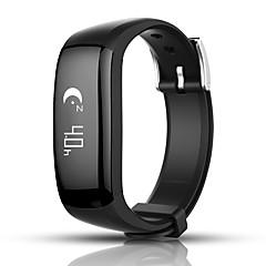 billige Smartklokker-P6 Smart armbånd Android iOS Bluetooth Sport Vanntett Kalorier brent Lang Standby Trådløs Lading Pedometer Samtalepåminnelse Aktivitetsmonitor Søvnmonitor Stillesittende sittende Påminnelse / 150-200