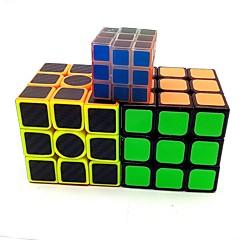 tanie Kostki Rubika-Kostka Rubika Luminous Glow Cube 3*3*3 Gładka Prędkość Cube Magiczne kostki Gadżety antystresowe Puzzle Cube Matowe Świecące w ciemności