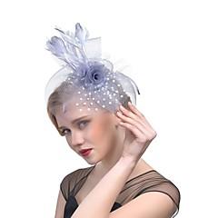 Χαμηλού Κόστους -φτερό καθαρό πουκάμισα βέλη headpiece κλασικό θηλυκό ύφος