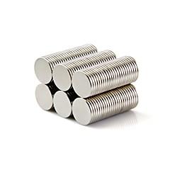 tanie Zabawki magnetyczne-Zabawki magnetyczne Płytki magnetyczne Magnesy ziem rzadkich Gadżety antystresowe 20pcs 4*1.5mm Klasyczny Zwalnia ADD, ADHD, niepokój,
