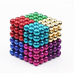 Jouets Aimantés Modèle d'affichage Puzzles 3D Balle magique Aimants Magnétiques Super Forts Anti-Stress Jouet Educatif 1000 Pièces 3mm