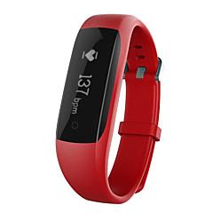 tanie Inteligentne zegarki-Inteligentny zegarek HW01 Plus na iOS / Android Pulsometr / Spalone kalorie / Długi czas czuwania / Ekran dotykowy / Wodoszczelny / Wodoodporny Czasomierz / Krokomierz / Powiadamianie o połączeniu