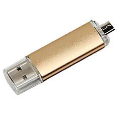 8g 2 in 1 otg usb 2.0 dispozitiv flash de stocare a dispozitivului