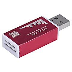tanie Karty pamięci-MMC SD/SDHC/SDXC MicroSD/MicroSDHC/MicroSDXC/TF Czytnik kart