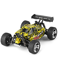 cheap RC Cars-RC Car WLtoys 18401 2.4G Buggy (Off-road) / Off Road Car / Drift Car 1:18 Brush Electric 22 km/h KM/H Remote Control / RC / Rechargeable / Electric