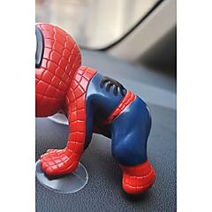 DIY automotive koristeet hämähäkki xia nuket käsi tehdä auton riipus&Koristeet muovia