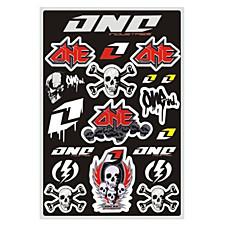 universele motorfiets vuilbak fiets fiets auto sticker grafische dekking stickers