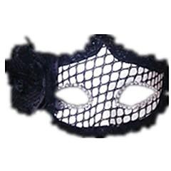 Halloweenské masky Sexy krajková maska Hračky Krajka Krajka Horor Téma Pieces Unisex Dárek