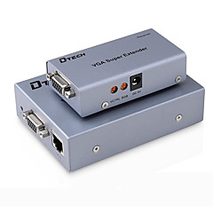 VGA Verteiler, VGA to VGA RJ45 Verteiler Buchse - Buchse