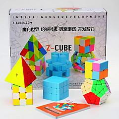 tanie Kostki Rubika-Kostka Rubika z-cube Pyraminx Kostka lustrzana Gładka Prędkość Cube Magiczne kostki Gadżety antystresowe Puzzle Cube Prostokątny Kwadrat