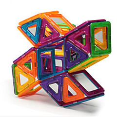 Bausteine Magnetische Blöcke Magnetische Gebäude-Sets Spielzeuge Windmühle Bär Stücke Kinder Geschenk
