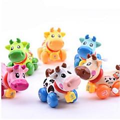 Educatief speelgoed Opwindspeelgoed Speelgoedauto's Speeltjes Stier Dier Kunststoffen Stuks Niet gespecificeerd Geschenk