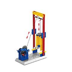 교육용 장난감 장난감 기계 단순한 조각