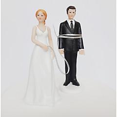 billige Kakedekorasjoner-Kakepynt Strand Tema Hage Tema Sommerfugl Tema Klassisk Tema rustikk Theme Vintage Theme Fødselsdag Bryllup Klassisk Par Plast Bryllup