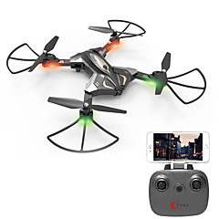 RC Drone L600 4-kanaals 6 AS 2.4G Met 0.3MP HD Camera RC quadcopter Hoogte Holding WIFI FPV Terugkeer Via 1 Toets Auto-Takeoff Toegang