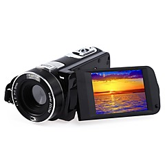 מצלמת וידאו הבחנה גבוהה  (HD) נייד 1080P קל לנשיאה