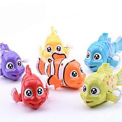 Educatief speelgoed Opwindspeelgoed Speelgoedauto's Speeltjes Vissen Kunststoffen Stuks Niet gespecificeerd Geschenk