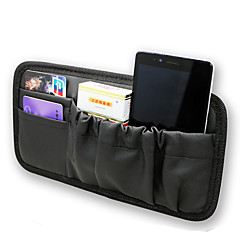 Car Organizers Front Passenger Seat The Main Driver Vehicle Trunk Rear Side Door Car Front Door Leather For universal