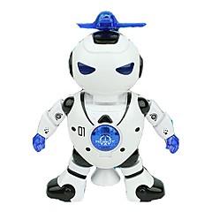 baratos -RC Robot Eletrônica Kids ' ABS Cantando Dançando Caminhada Multi funções Controle Remoto Diversão Clássico Crianças