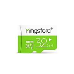 tanie Karty pamięci-32 GB Karta SD karta pamięci Class10 Mingsford