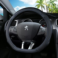 billige Rattovertrekk til bilen-Kjøretøy Rattovertrekk til bilen(Lær)Til Peugeot Alle år 308 2008 308S