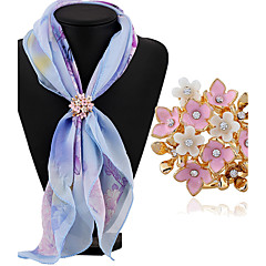 Women's Brooches Rhinestone Fashion Classic Rhinestone Alloy Jewelry Jewelry For Daily Casual