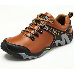 Tênis de Caminhada Tênis de Corrida Sapatos de Montanhismo Homens Anti-Escorregar Vestível Esportes Relaxantes Pele Borracha Equitação
