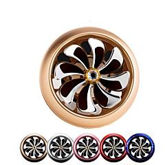 billiga Luftrenare till bilen-bil styling flygvapen 8 luftkonditioneringsapparat ventileringsluft luftfräschare fast doft bil aromatisk cologne ventil klämma