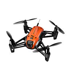 billige Fjernstyrte quadcoptere og multirotorer-RC Drone WINGSLAND X1 4 Kanaler 3 Akse Fjernstyrt quadkopter Feilsikker Flyvning Med 360 Graders Flipp Sveve Med kamera Fjernstyrt
