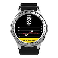 tanie Inteligentne zegarki-Inteligentny zegarek YYL1 na Android iOS Bluetooth 2G GPS Sport Wodoodporny Pulsometry Ekran dotykowy Czasomierze Stoper Krokomierz Wysokościomierz / Spalonych kalorii / Długi czas czuwania