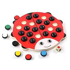 tanie Gra w szachy-Zabawki bożonarodzeniowe Szachy Zabawki Zwierzę Animals Animals Motyw kreskówkowy Moda New Design Drewniany Dla chłopców Dla dzieci